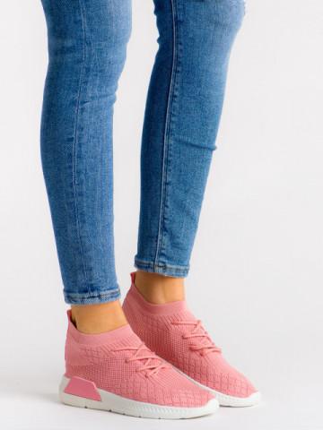 Pantofi sport cod 7057-Y Pink