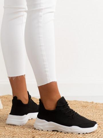 Pantofi sport cod A88-85 Black