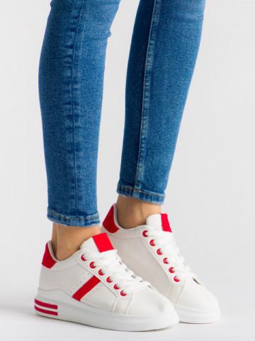 Pantofi sport cod ABC-308 Red