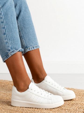 Pantofi sport cod ABC327 White