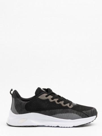 Pantofi sport cod AL06-4 Black/White
