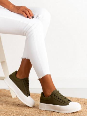 Pantofi sport cod B21-45 Green