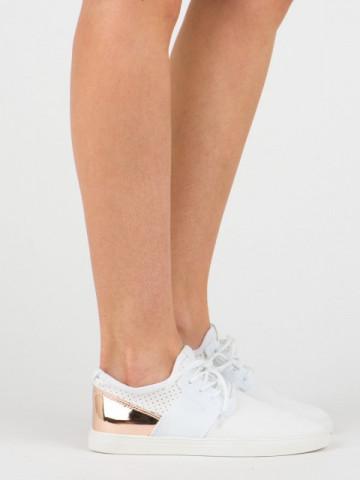 Pantofi sport cod BA512-SP White