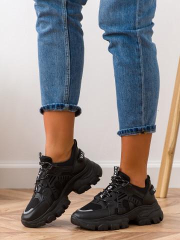Pantofi sport cod BK05 Black