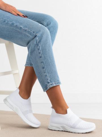Pantofi sport cod CS9025 White