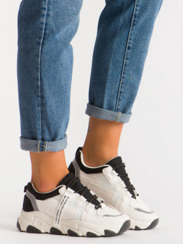 Pantofi sport cod D15 Black