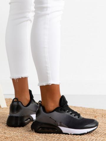 Pantofi sport cod DS0840 Black/Grey