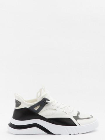 Pantofi sport cod F71 White