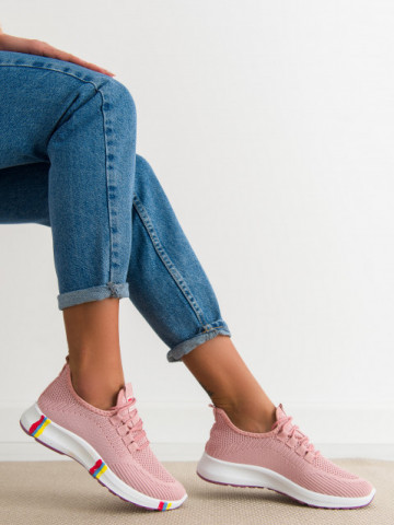 Pantofi sport cod H601-3 Pink
