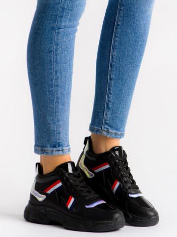 Pantofi sport cod JF860 Black