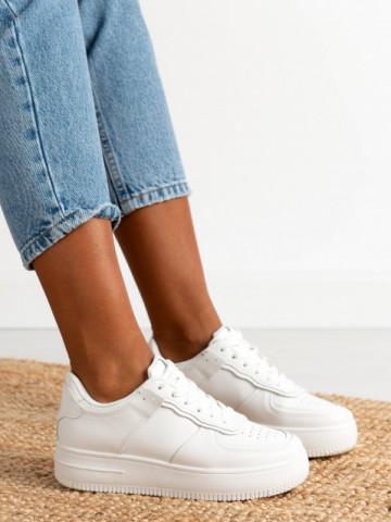 Pantofi sport cod JW003 White