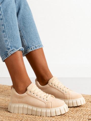 Pantofi sport cod JW005 Beige