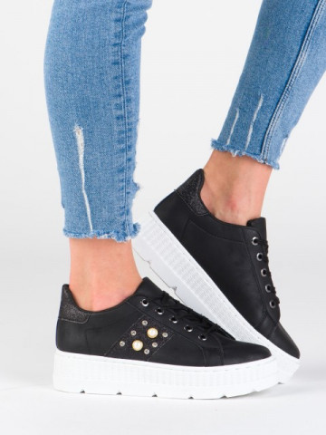Pantofi sport cod KB055 Black