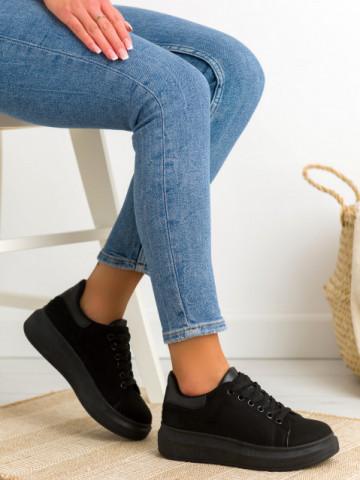 Pantofi sport cod MN509 Black