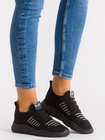 Pantofi sport cod NF11 Black