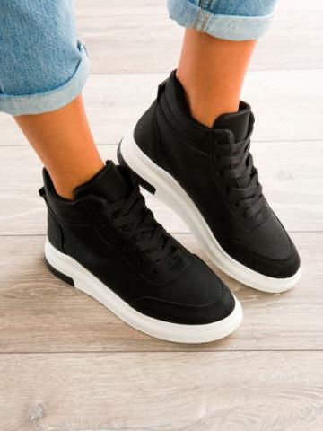Pantofi sport cod QSN6 Black