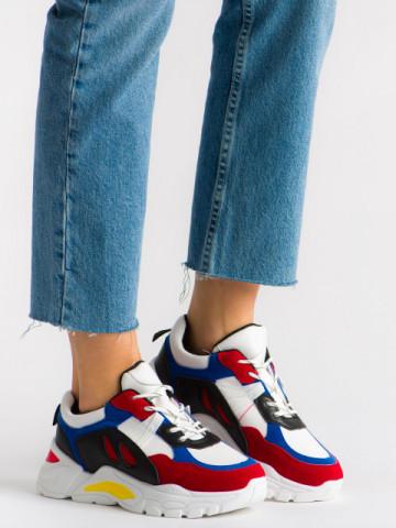 Pantofi sport cod R58 Red