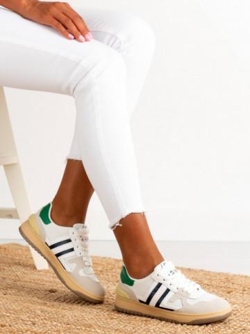 Pantofi sport cod S02 Green
