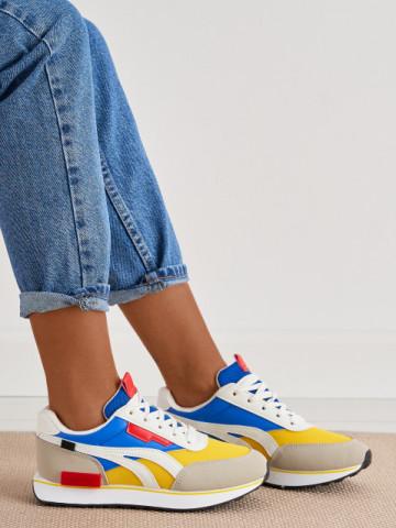 Pantofi sport cod SJ2071-3 Yellow