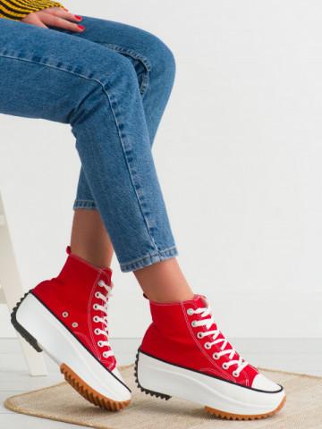 Pantofi sport cod VL135 Red