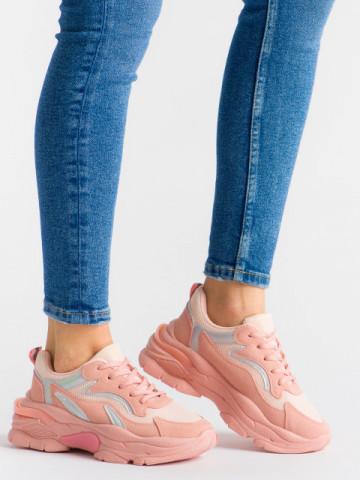 Pantofi sport cod XC11 Pink