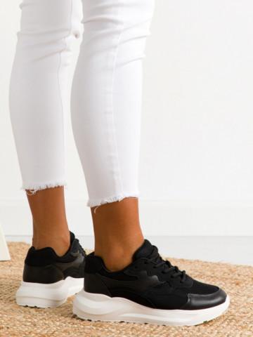 Pantofi sport cod YL62 Black