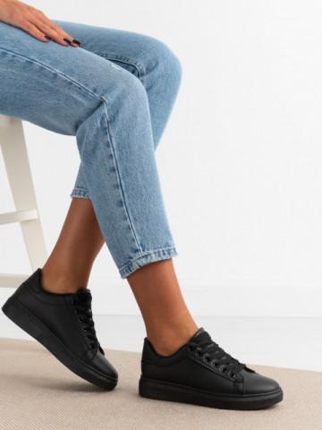 Pantofi sport cod YZ710 Black