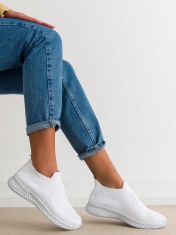 Pantofi sport cod Z94 White