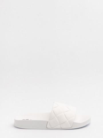 Papuci cod H152 White