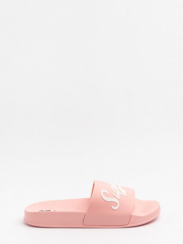 Papuci cod H155 Pink