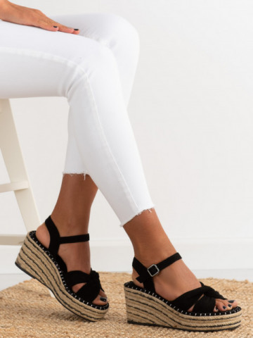 Sandale cod 6000206 Black