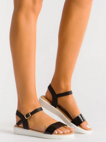 Sandale cod B35 Black