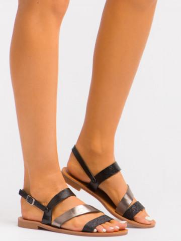 Sandale cod C1077 Black