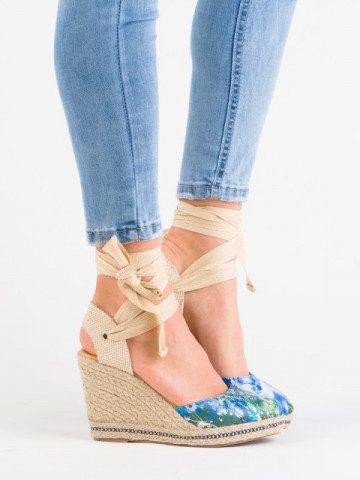 Sandale cod 4056-11 Blue