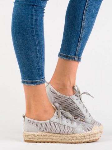 Pantofi casual cod BB06 Grey