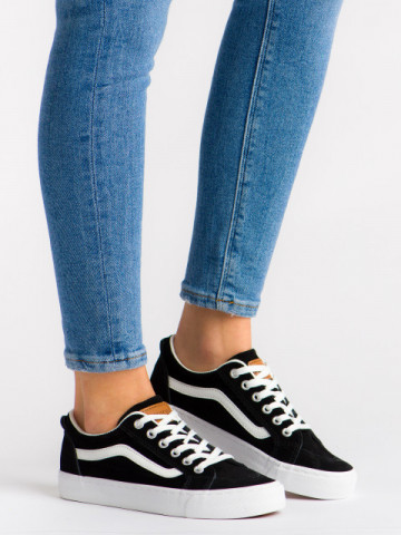 Pantofi sport cod H2190 Black