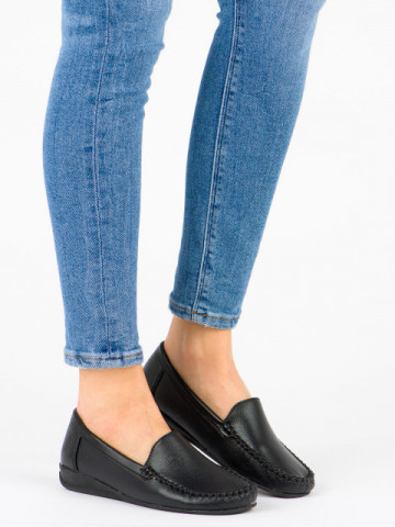 Pantofi casual cod 8-01 Black