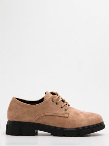 Pantofi casual cod AG05 Beige