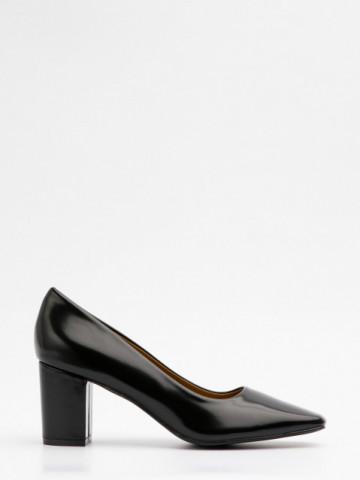 Pantofi cu toc cod X21-732 Black
