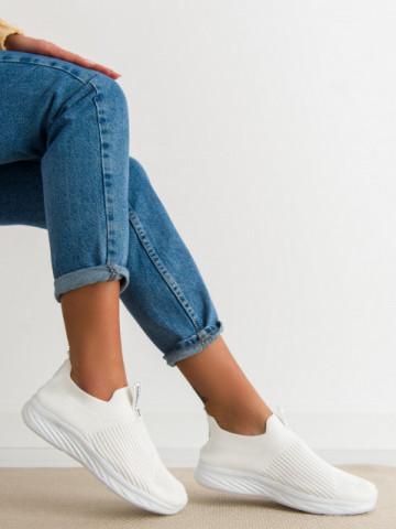 Pantofi sport cod 0128-3 White