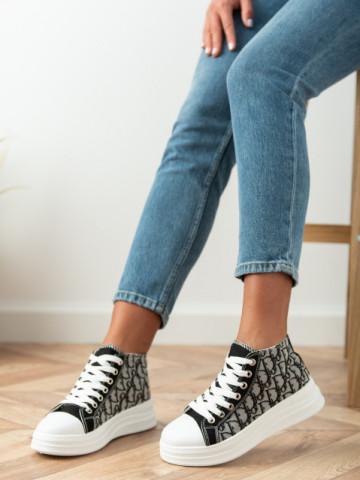 Pantofi sport cod 20A33 Black