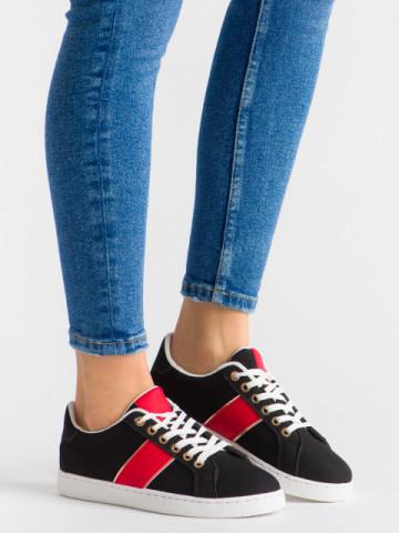 Pantofi sport cod 412 Black/Red