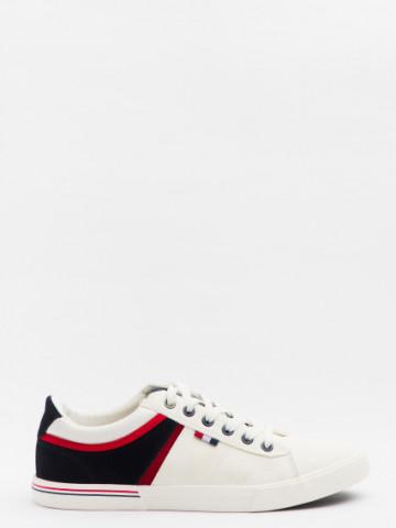 Pantofi sport cod 421 White