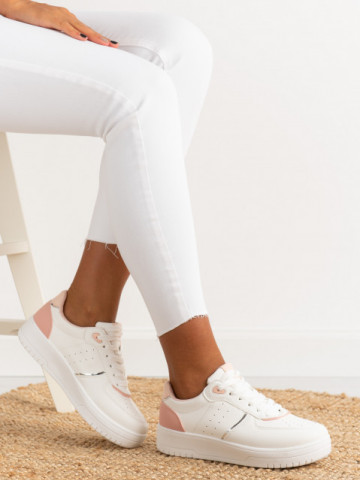 Pantofi sport cod 6118 Pink