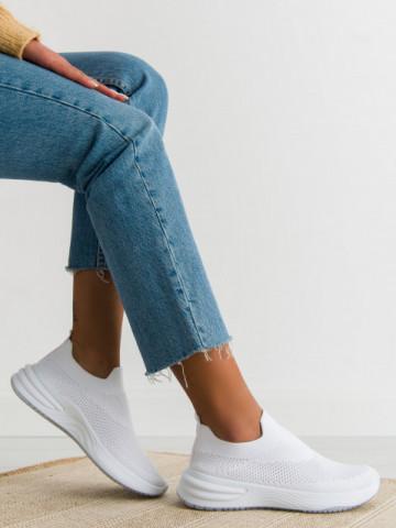 Pantofi sport cod 7890-60 White