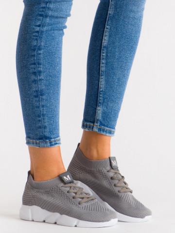 Pantofi sport cod 916-5 Grey