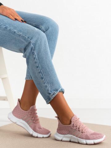 Pantofi sport cod A133 Pink