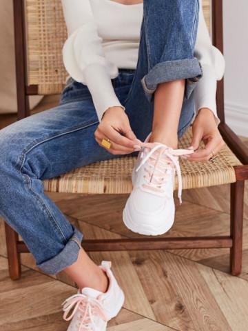 Pantofi sport cod ABC-310 Pink