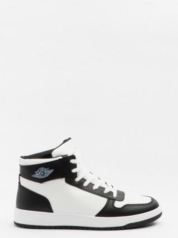 Pantofi sport cod AJ118 Black