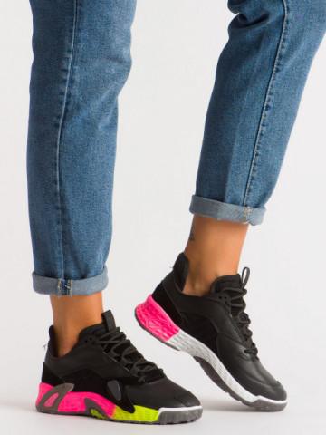 Pantofi sport cod B12-2 Black